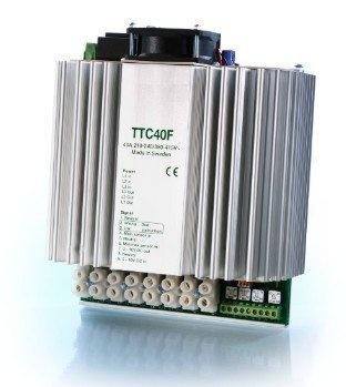 Externe Steuergerät TTC 40F für Kanallufterhitzer CV