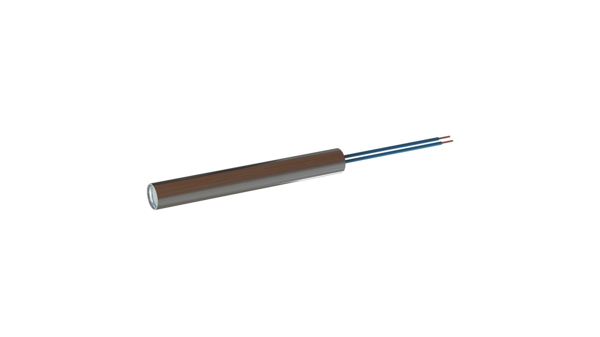 Hochleistungspatrone 1/4 Zoll (6,35 mm)