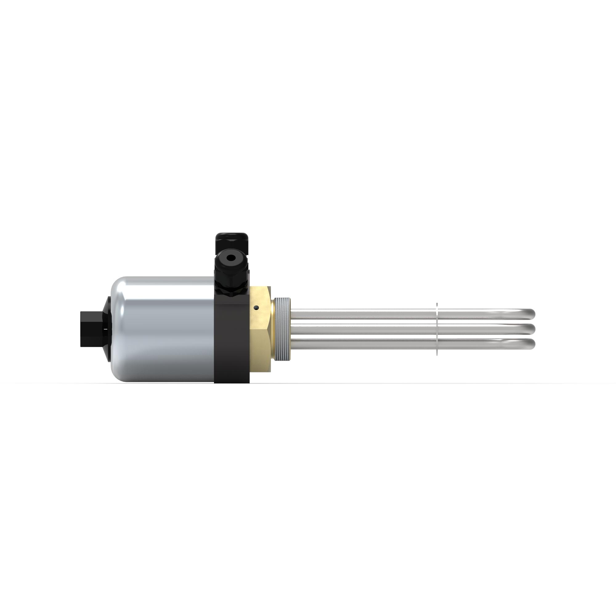 Einschraubheizkörper Öle (ERCT / ERCB) mit Regler oder Begrenzer